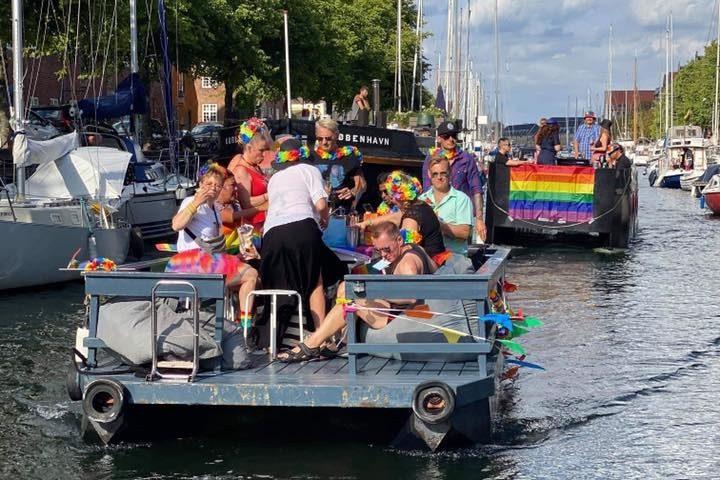 Copenhagen Sea Parade Foto PR