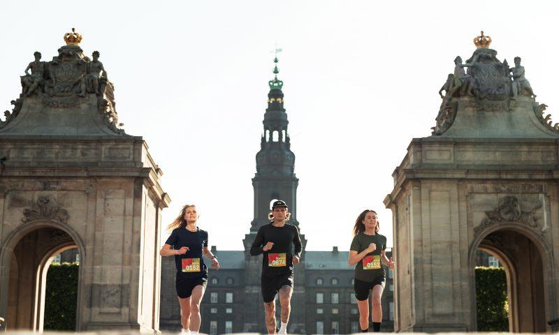 DAC's arkitekturløb kommer forbi en række seværdigheder i København. Foto: PR