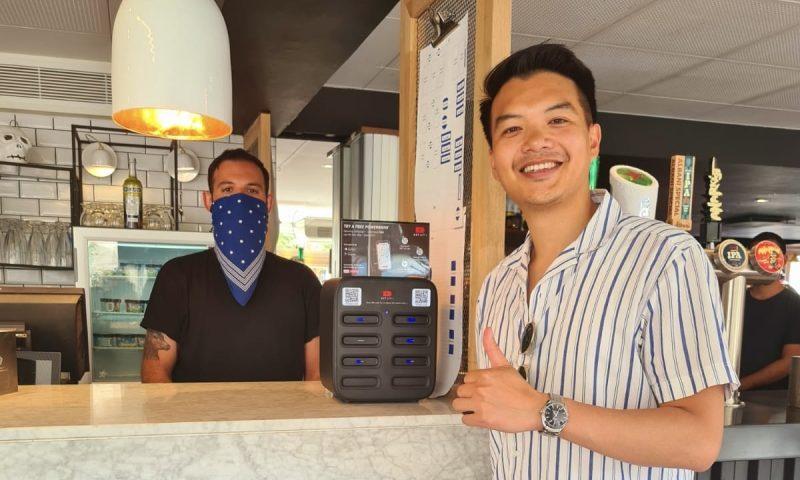 Billede af Co-founder Linh Phan på Generator Hostel & Bar, Adelgade, 1304 København K