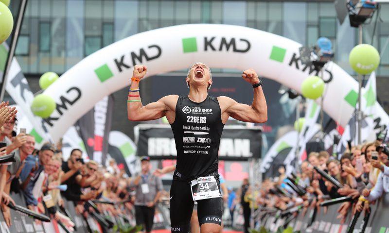 Nu er der igen Ironman i København. Foto: PR, Nigel Roddis/Getty Images