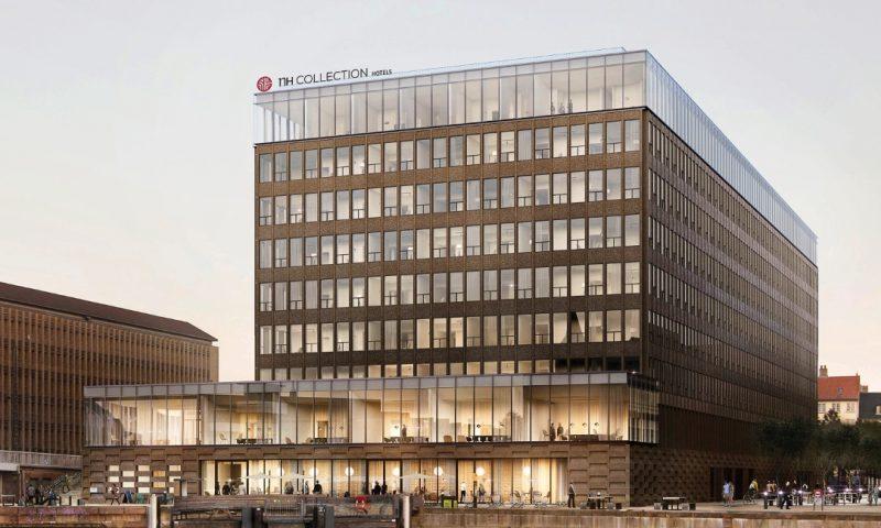 NH Hotels har længe kigget mod København. Nu åbner kædens første hotel i byen. Foto: PR