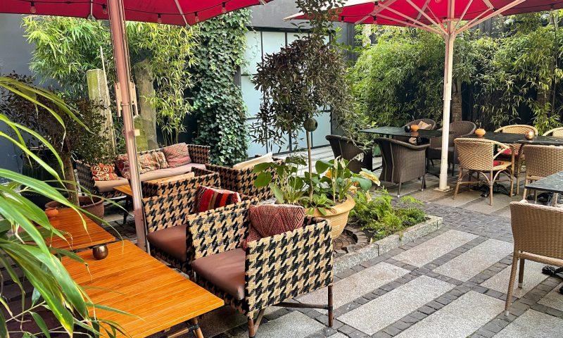 Restaurant Vago på Axel Guldsmeden Hotel. Foto Mathilde Mågård Hansen