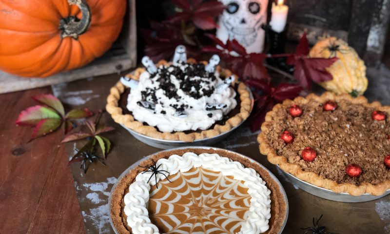Tærter fra American Pie Company. Foto PR