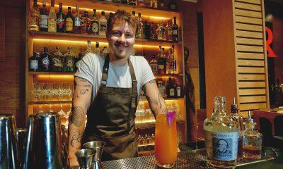 Drik en masse lækre cocktails i weekenden. Foto Mathias fra Perron 13, som er en del af Timm Vladimirs Køkken/PR